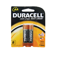 AA 2-Pack Duracell Battery