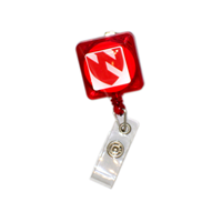 Badge Holder, Retractable