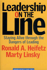 Leadership On The Line