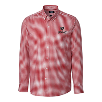 League Gingham Dress Shirt