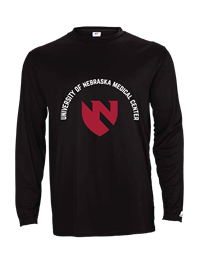 Emblem Long Sleeve Tee