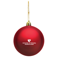 Holiday Ornament, Shatter Resistant