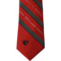 Necktie, Wovensilk
