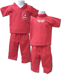 Infant/Toddler Scrub Set