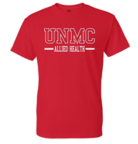 UNMC Allied Health Tee