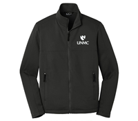 Fleece UNMC Emblem Jacket