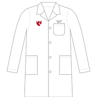 Men's Lab Coat (Regular)