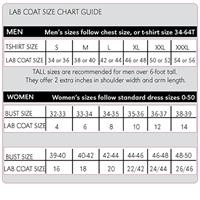 Men's Lab Coat (Tall)